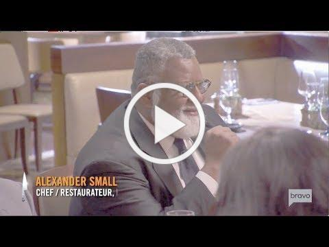 Alexander Smalls on Top Chef Finale