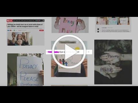 Kids for Privacy Campaign Highlight Reel