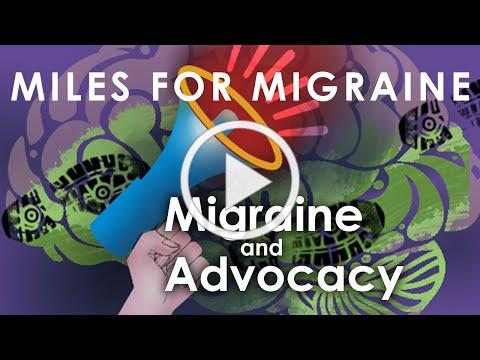 Shades of Migraine - Episode 12 - Shirley Kessel - Miles for Migraine and Advocacy