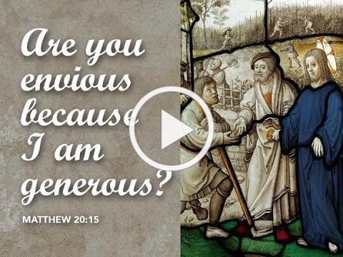 Service of the Word for the Sixteenth Sunday after Pentecost - Sept 20