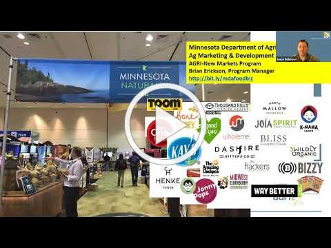 Discussing Food and Beverage Manufacturing in Minnesota (Webinar Wednesday)