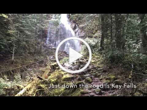 Craigellachie and Kay Falls, British Columbia