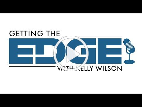 Getting the EDGE with Kelly Wilson Episode 031 with Carolyn Smith-Jones, Owner, Seven Marketing + PR