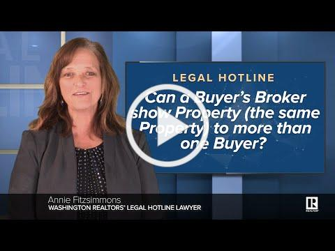 Can Buyer's Broker Write Competing Offers?