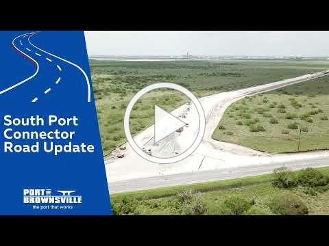 South Port Connector Road July Update