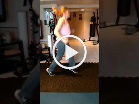 Colleen - Double Squat w/ Alternating Single Lunge Jumps