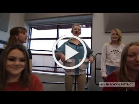 New Boise High School Performing Arts Annex Opens for Students