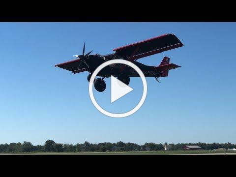 Viking Demo Rides in CH-750 Super Duty