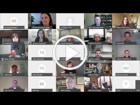 DMV Fairfax/Braddock Road Office Virtual Information Session