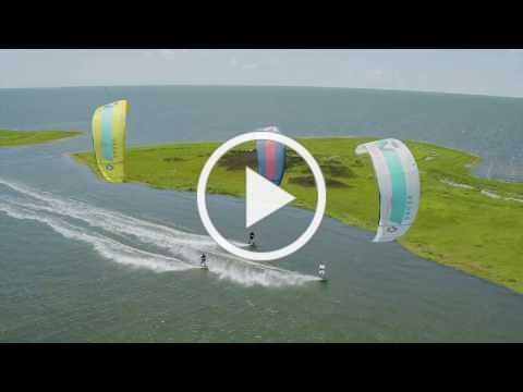 Duotone VEGAS 2020 Kiteboard: VO by Rory O'Shea