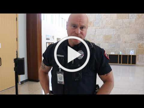 Work Safe, Breathe Easy - Buda Police Department