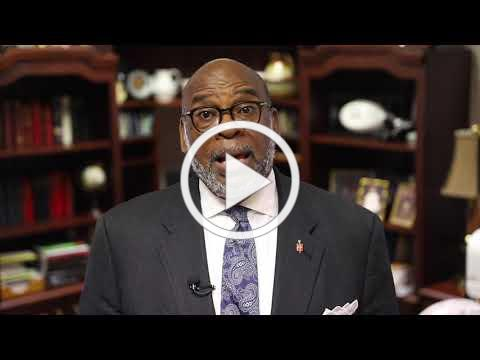 A Message of Hope from Bishop Holston