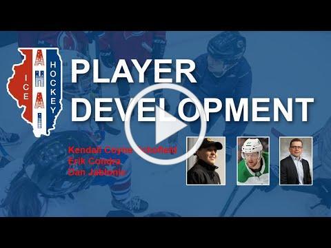 Hockey Directors & Coaches Webinar featuring Kendall Coyne Schofield, Erik Condra & Dan Jablonic