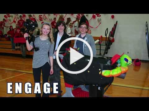 Silver Lake High School   Laker TV Promo