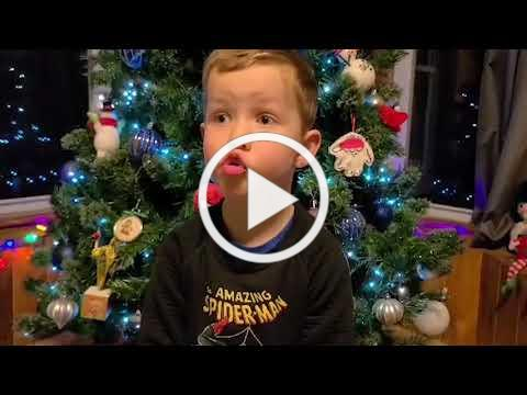 Children's Christmas Song - Silent Night