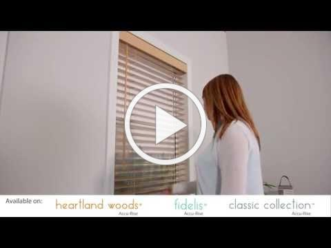 Child Safe Lift Systems for Window Coverings