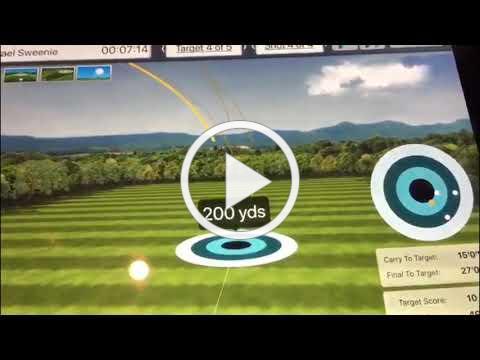 Flightscope Skills Test