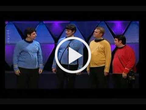 Hi-Fidelity Star Trek Quartet Part 2