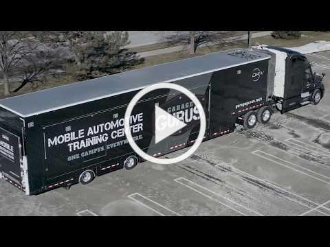 Garage Gurus | Mobile Automotive Training Center Video