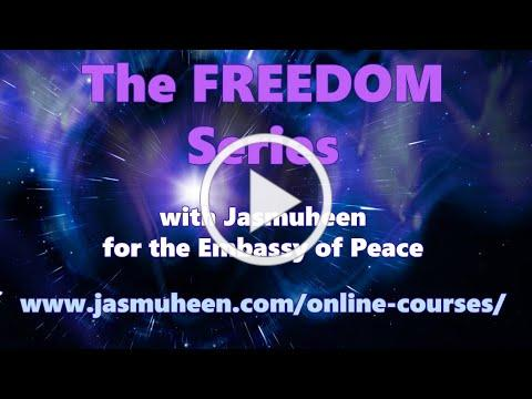 The Freedom Series with Jasmuheen