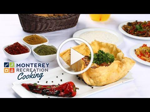 Monterey Recreation Presents: That's Good! How to Make Wonton Taco Cups