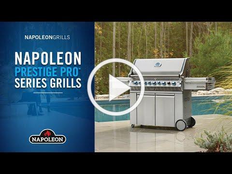Napoleon Prestige PRO™ Series Grills Product Video