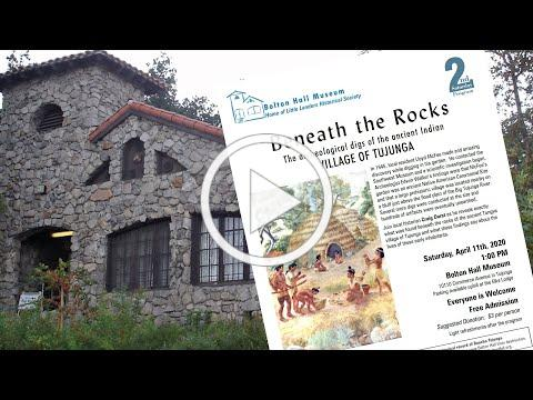 Bolton Hall Museum 2nd Saturday Program for April 11, 2020