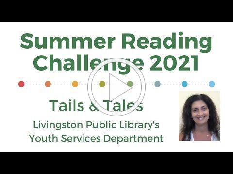 Summer Reading Challenge 2021 Skit