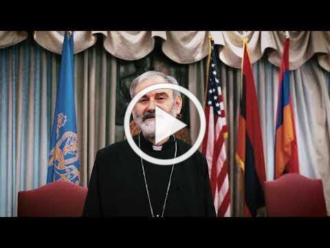 Prelate's Appeal - Lebanon Relief (Armenian)