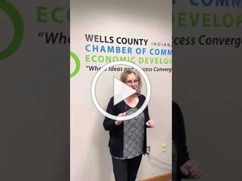 Wells County Chamber of Commerce April Newsletter
