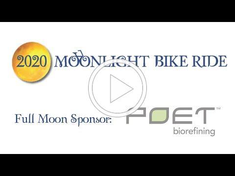 2020 Moonlight Bike Ride | Full Moon Sponsor: POET Biorefining