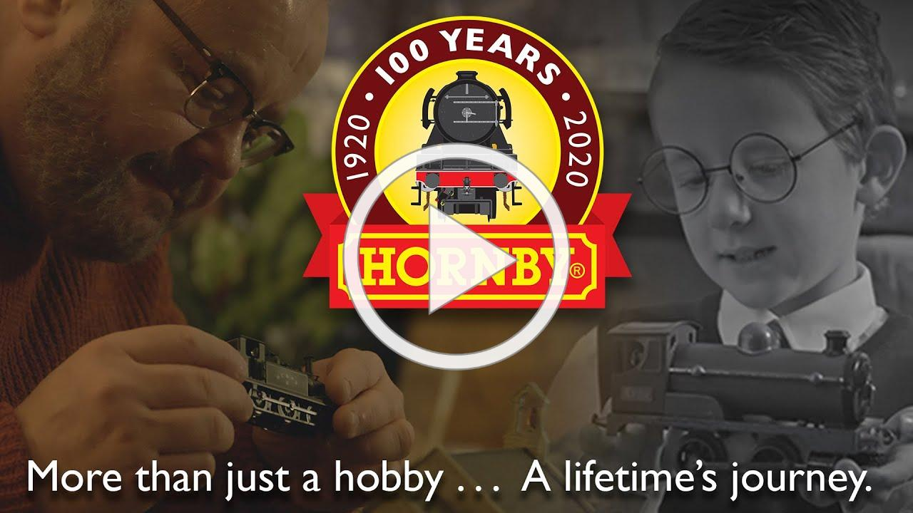 Hornby | More Than Just A Hobby . . . A Lifetime's Journey