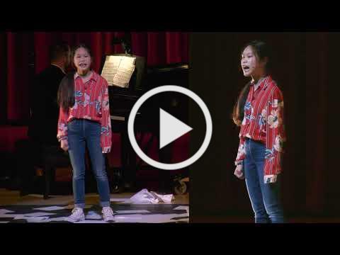 "Vivian Diep performs her poem ""Strong Winds"" in PIANO SLAM 12"