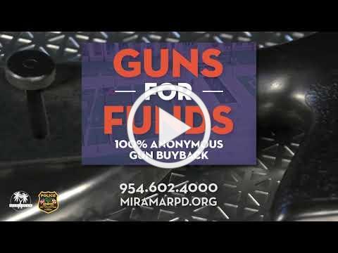 Guns for Funds at Calvary Fellowship