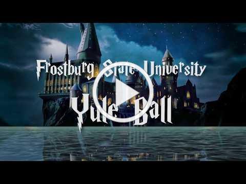 Frostburg State University Yule Ball 2017