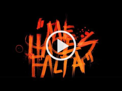 Fonseca, Andrés Cepeda & Llane - Me Haces Falta (Video Oficial)