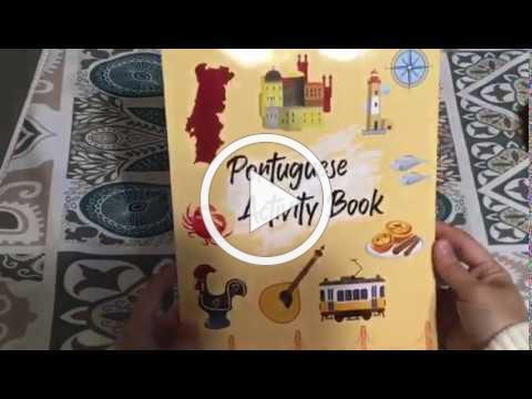 Portuguese Activity Book
