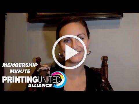 PRINTING United Alliance Membership Minute: October 21, 2020