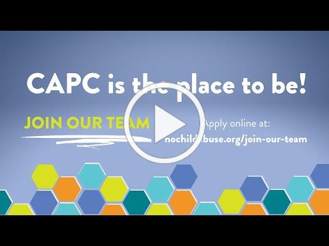 Why CAPC? It's the place to be!