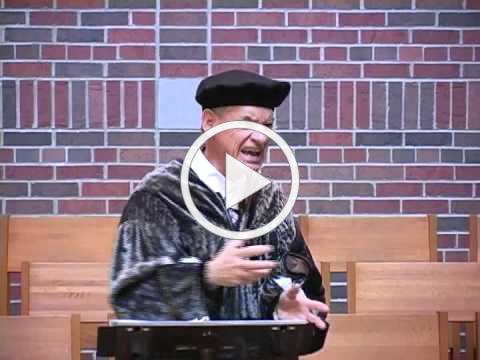 Al Staggs as Martin Luther