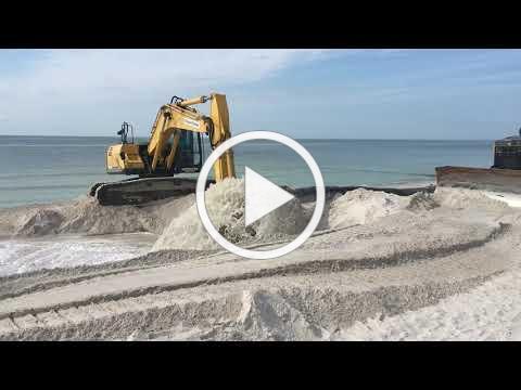 Lido Beach Emergency Renourishment