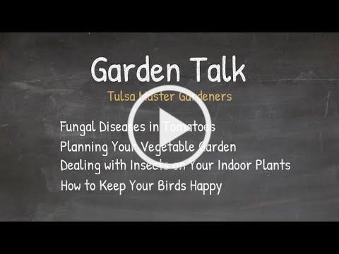 Master Gardener Podcast 009