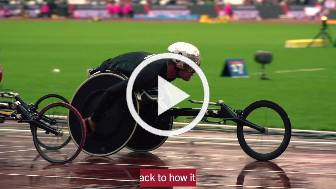 Para Athletics | A Brief History