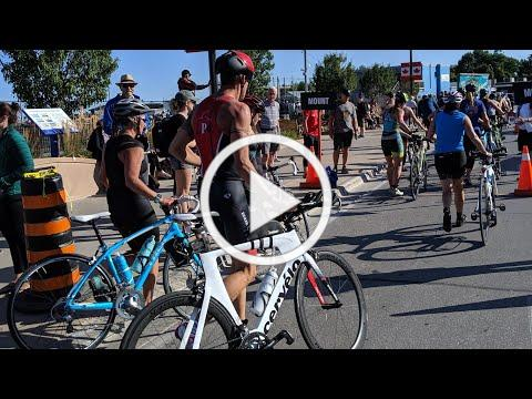 MSC Wasaga Beach Triathlon 2019 Highlights