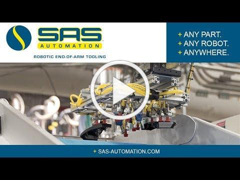 Why SAS Automation is the right choice.