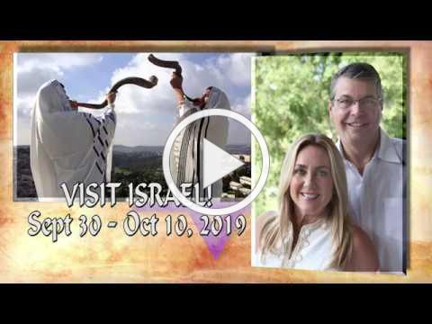 Jay & Deborah Ross Israel Trip 2019 60sec HQ