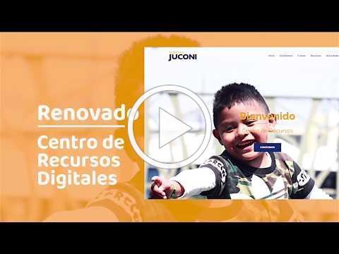 Renovamos el Centro de Recursos Digitales del Instituto JUCONI