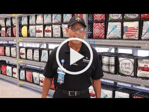 Paying It Forward Is A Budaful Thing: Tony Hernandez, Buda Walmart Greeter