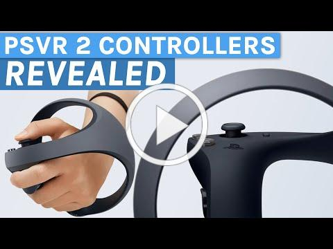 PSVR 2 Controllers REVEALED!
