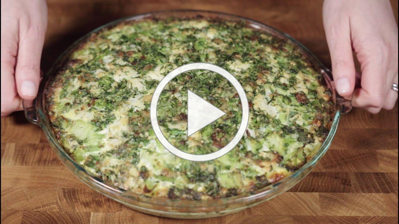 Broccoli Kugel 2.0
